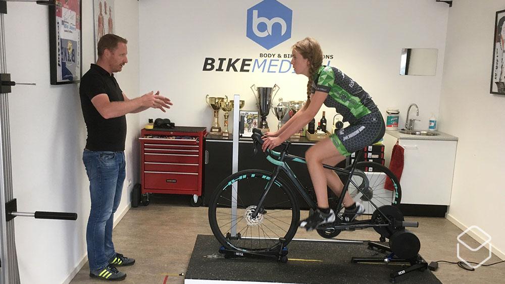 cobbles wielrennen bikefitting bikemedical uitleg