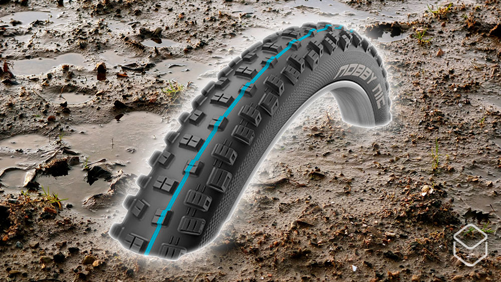 cobbles mountainbiken winter cadeau tips bikester schwalbe nobby nic