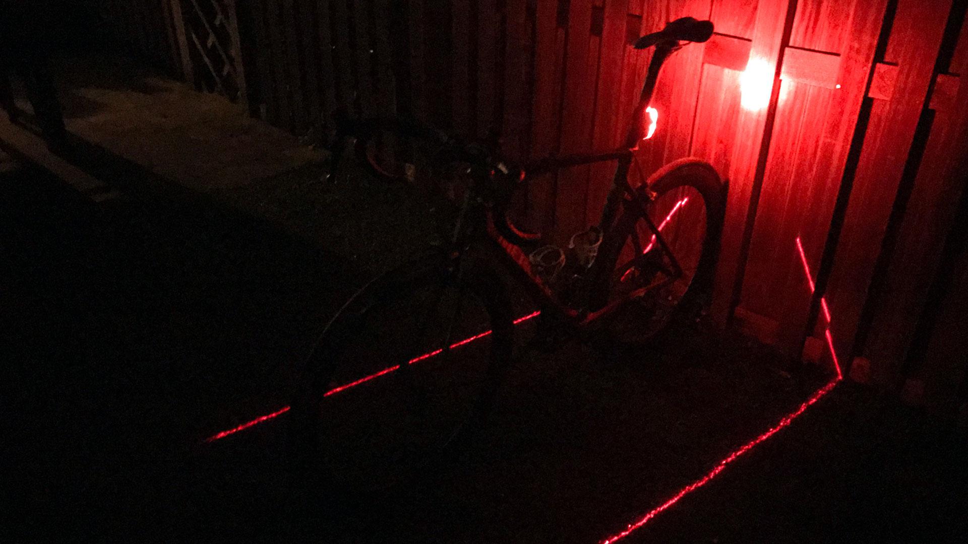 Lezyne Laser Drive review: creëer je eigen fietspad