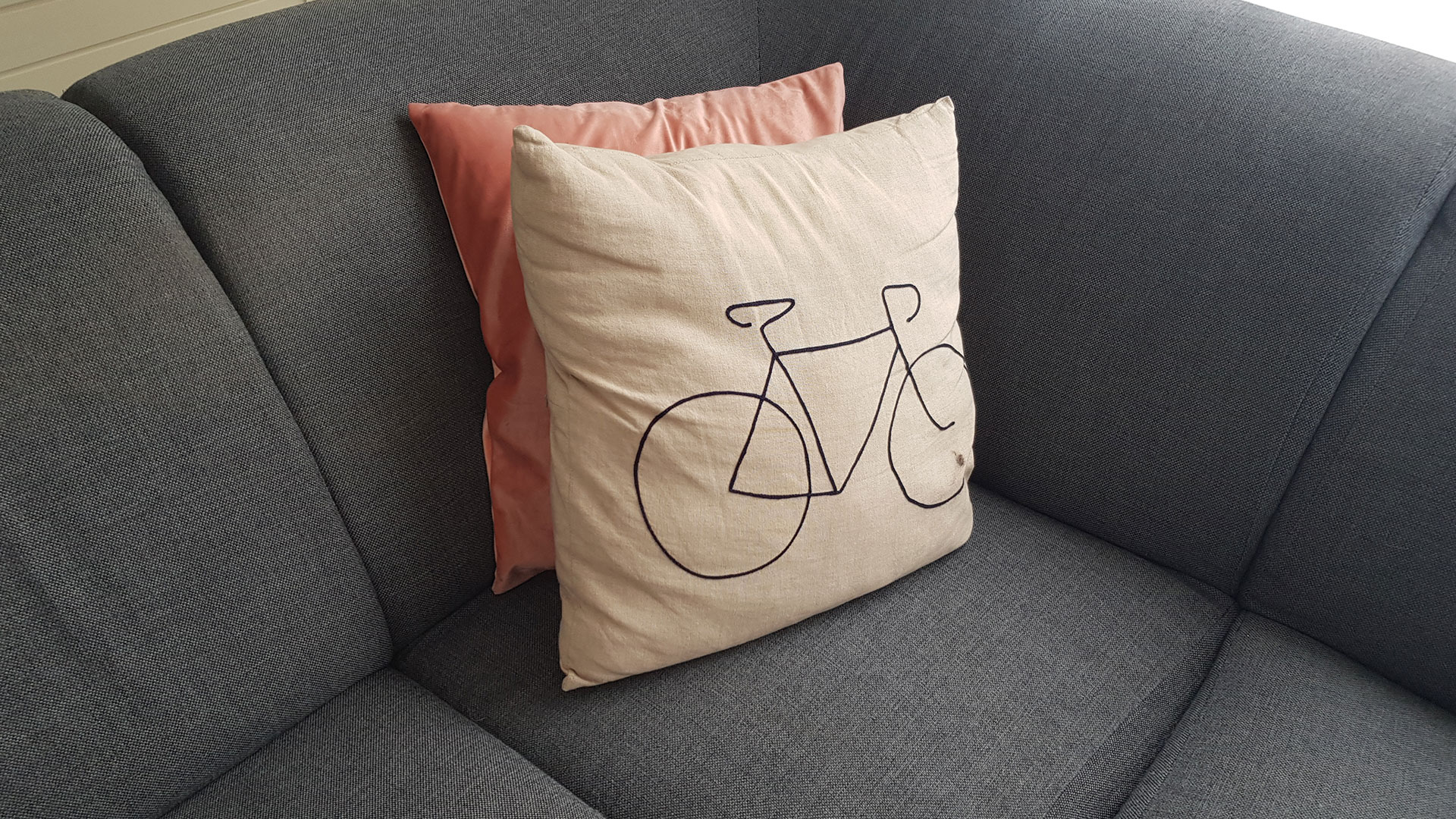 Het huis van een fietser herken je zo!