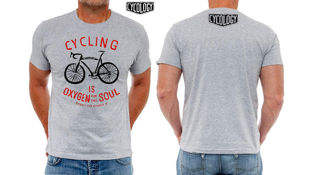 cobbles wielrennen lifestyle t-shirts cyclinglifestyle cycology cycling is oxygen for the soul