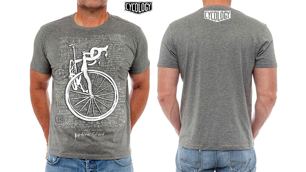 cobbles wielrennen lifestyle t-shirts cyclinglifestyle cycology problem solved