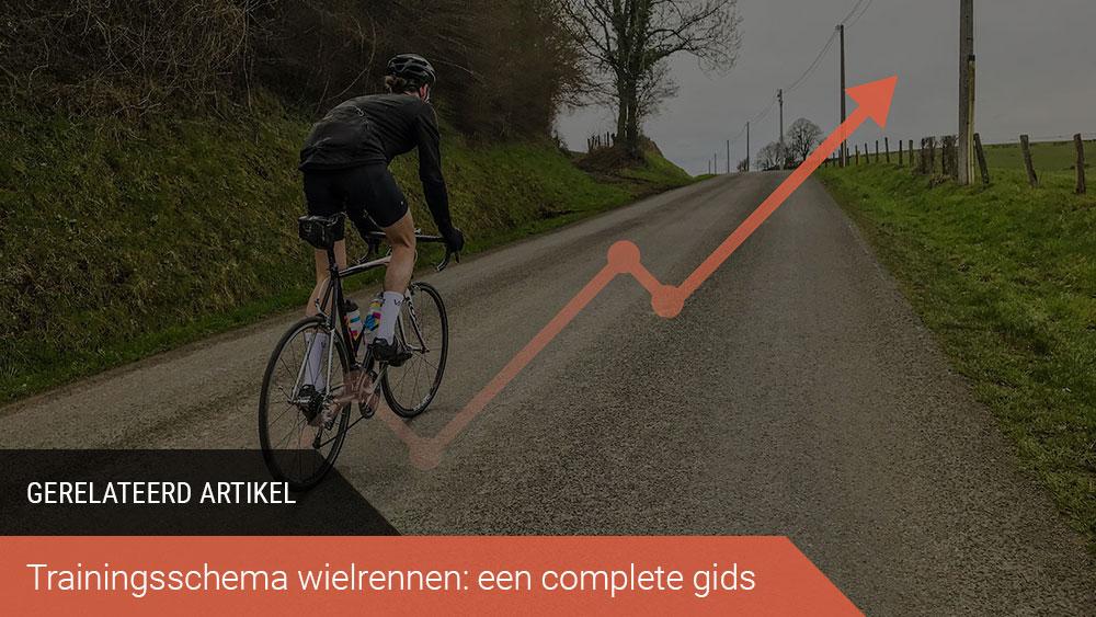 cobbles trainingsschema wielrennen wielerfit gerelateerd