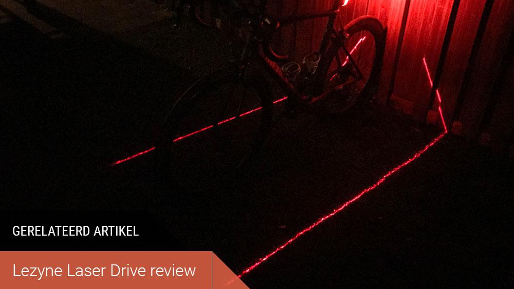 cobbles wielrennen lezyne laser drive review gerelateerd