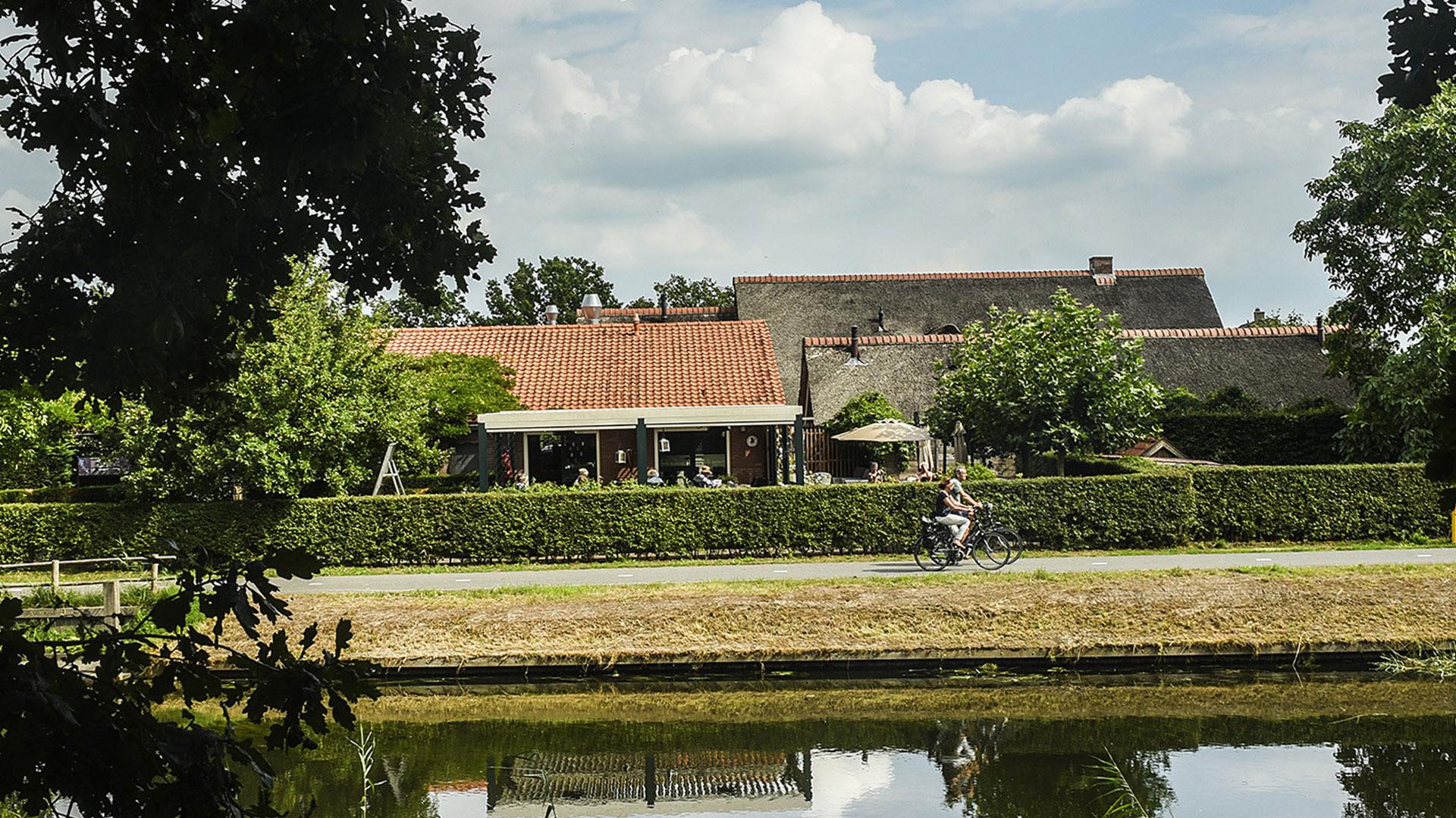 5 Fietsstops op de Utrechtse Heuvelrug die een omweg waard zijn