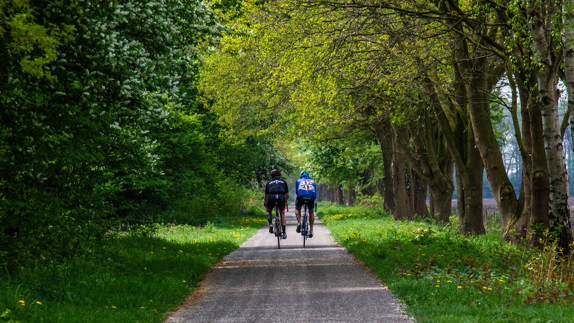 Routes rond Eindhoven voor wielrenners en gravelracers