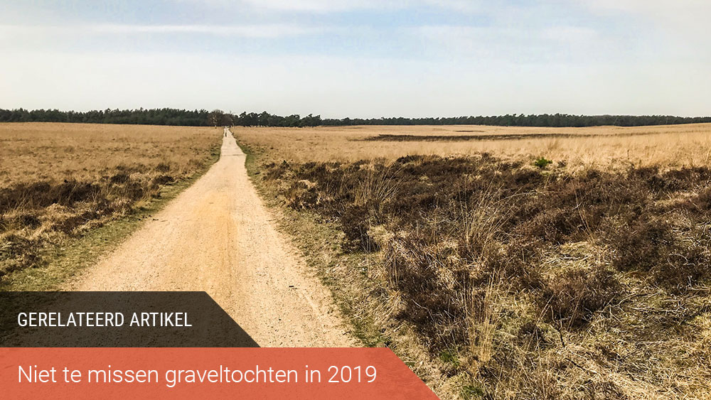 cobbles gravel toertochten 2019 gerelateerd