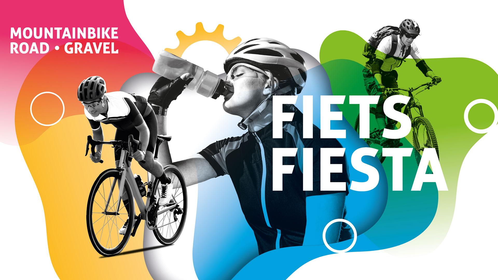FietsFiesta: een vrolijk fietsfeestje in Breda