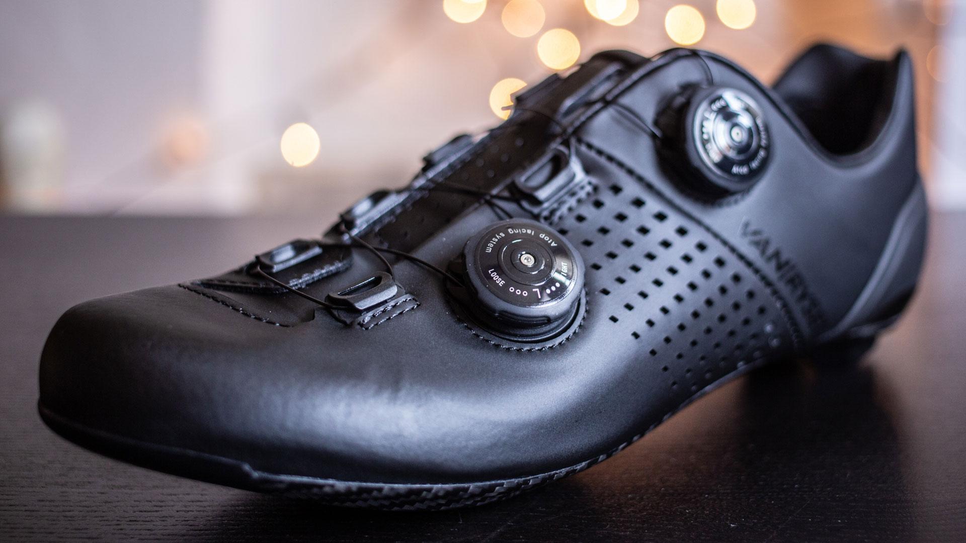 Van Rysel RR900 wielerschoenen review: de eerste indruk