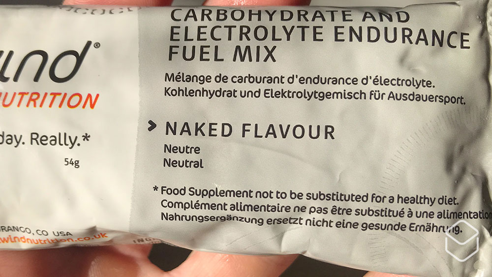 cobbles voeding tailwind nutrition review naked flavour