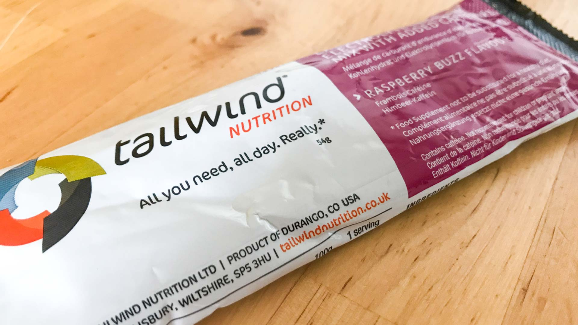 "Tailwind Nutrition vloeibare sportvoeding review: ""All you need all day. Really.""?"