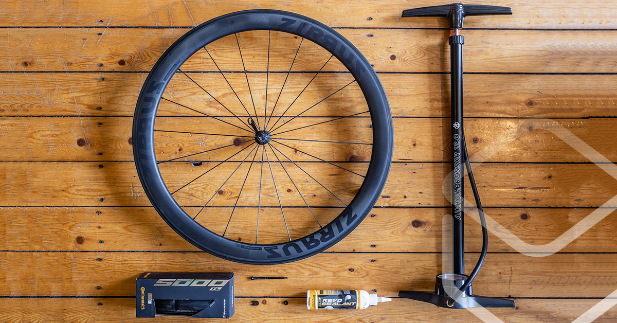 Tubeless Racefiets Banden How To Gids Cobbles Cycling