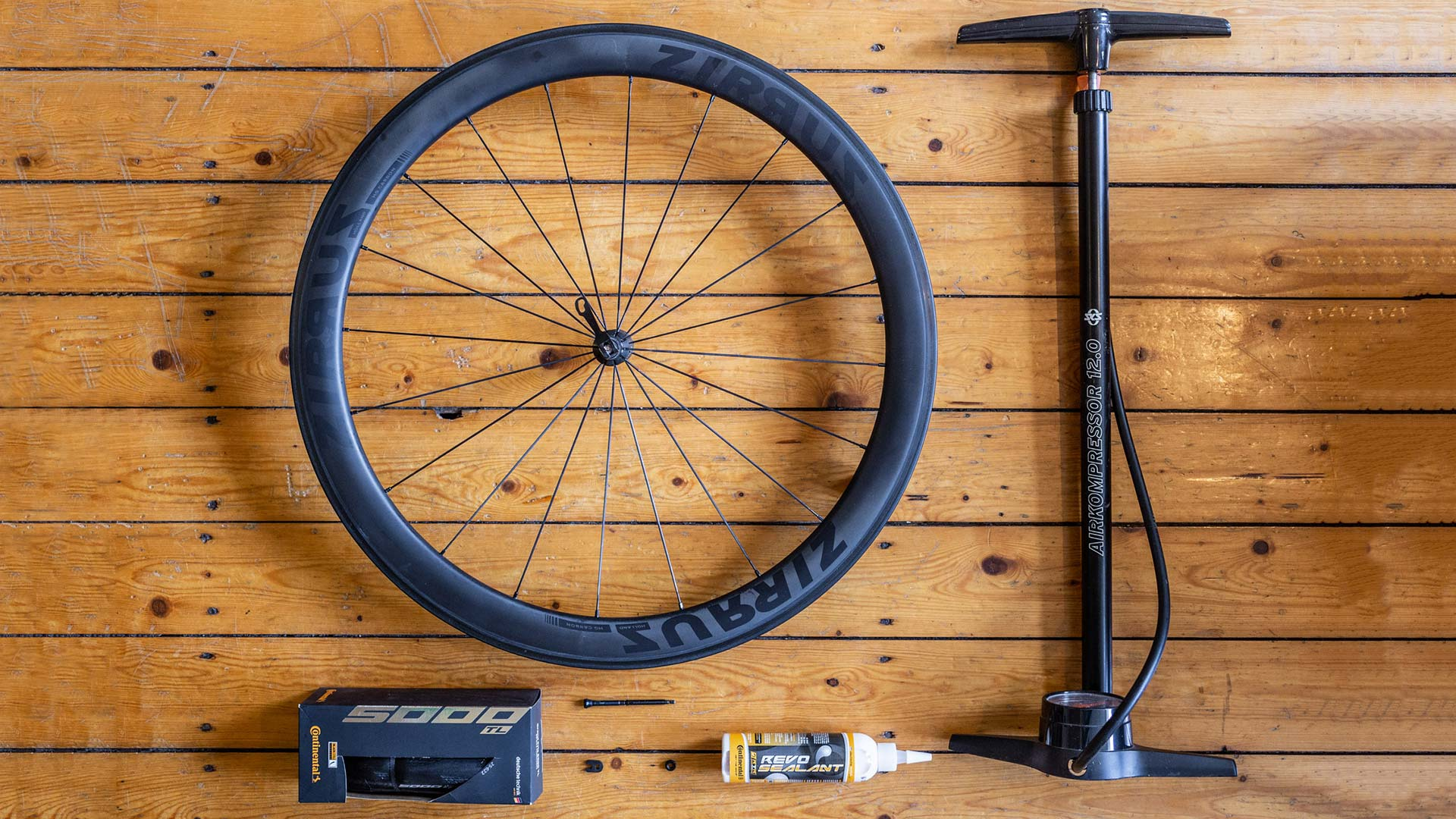 Tubeless racefiets banden: how to gids
