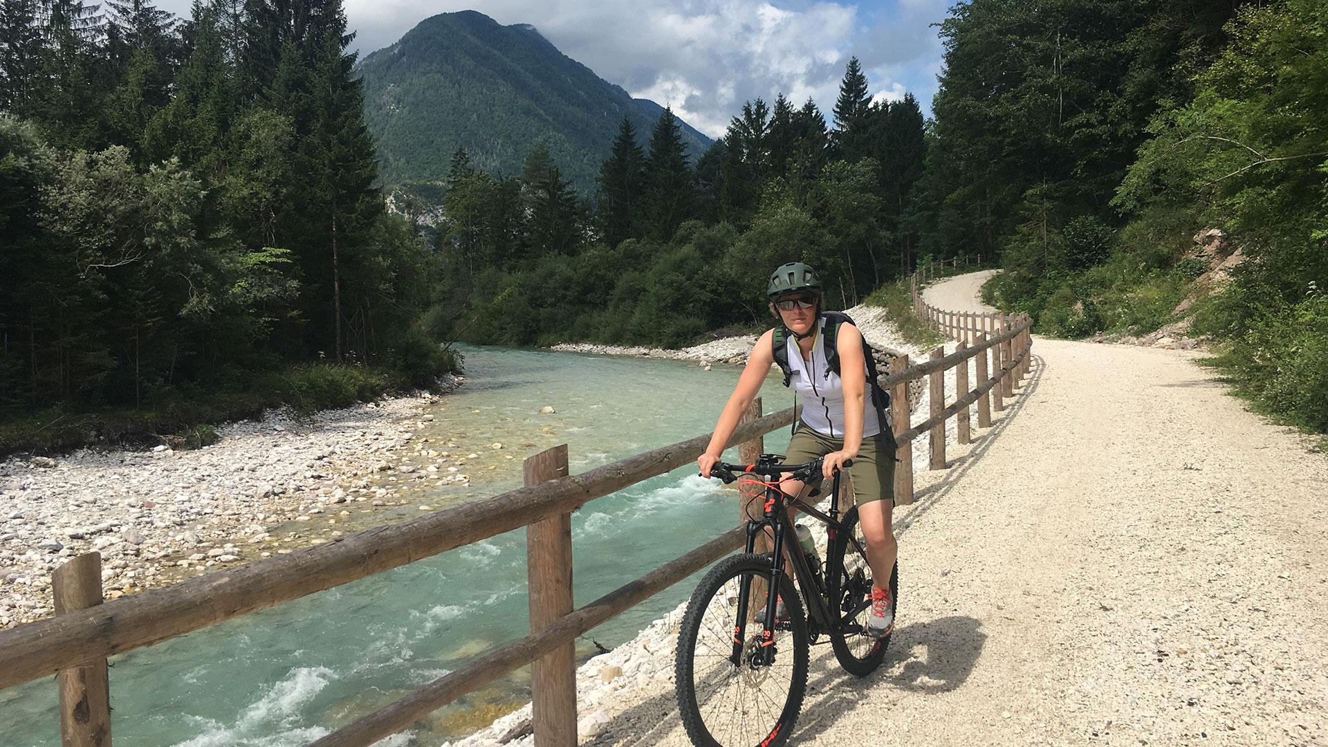 Slovenië: fietsbestemming voor jong en oud