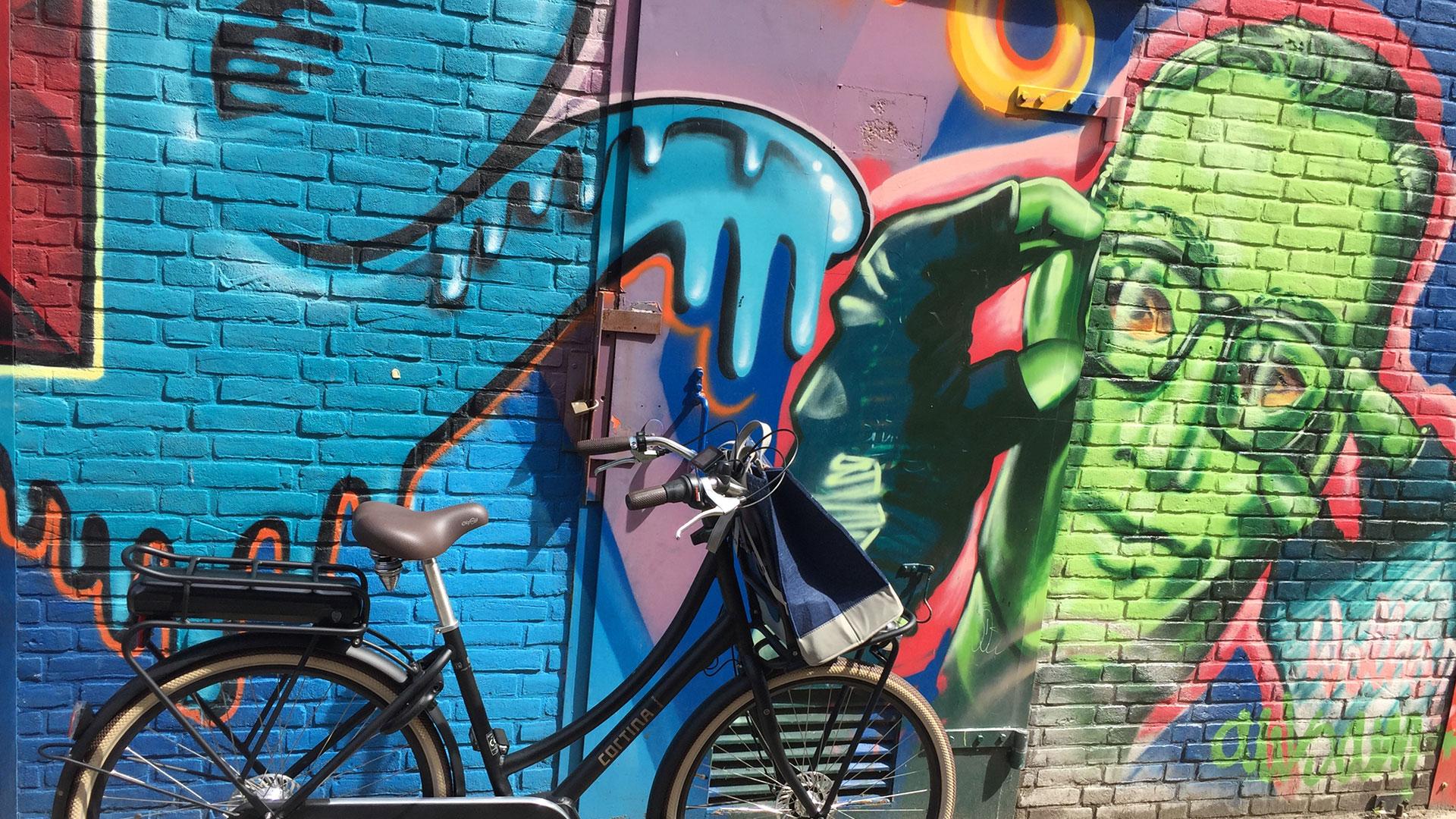Keistad Fietsfestival 2019: beleef Amersfoort op de fiets