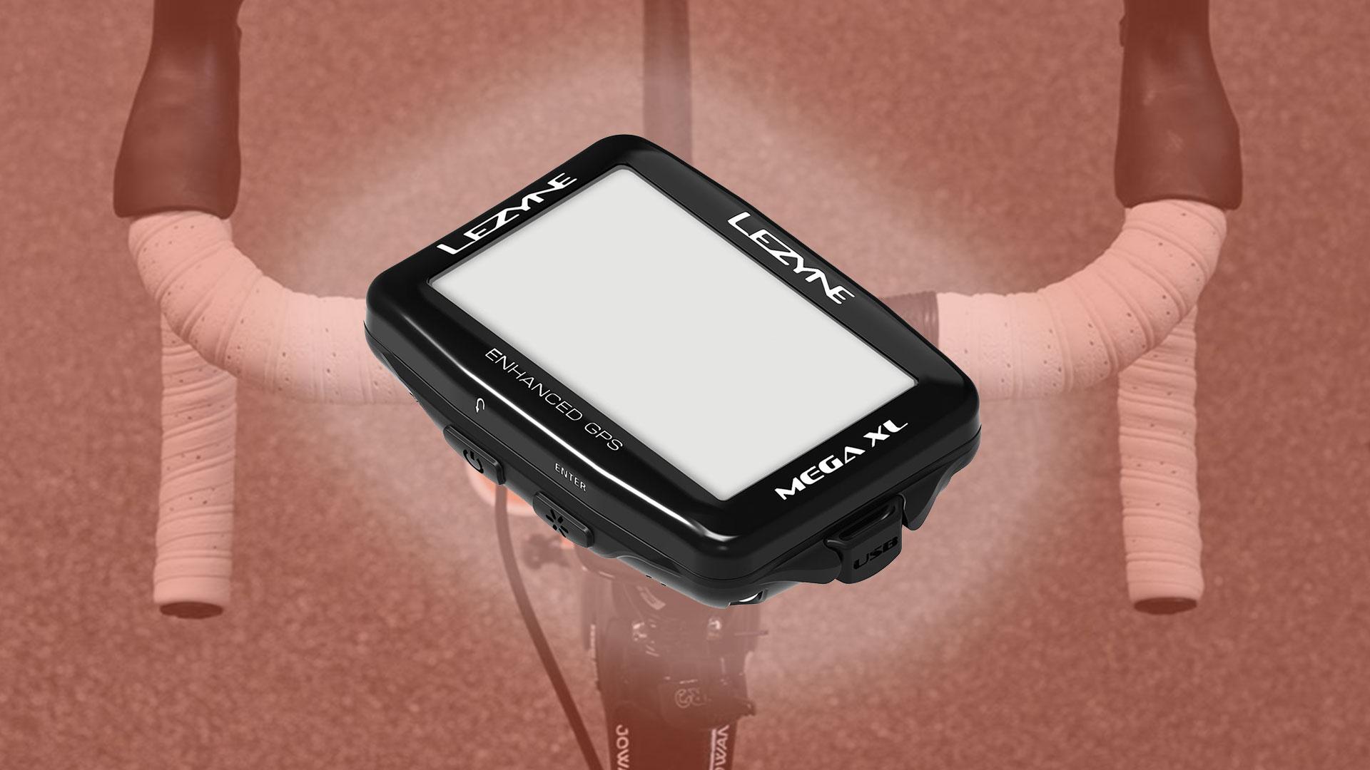 Lezyne Mega XL review: GPS fietscomputer en navigatie
