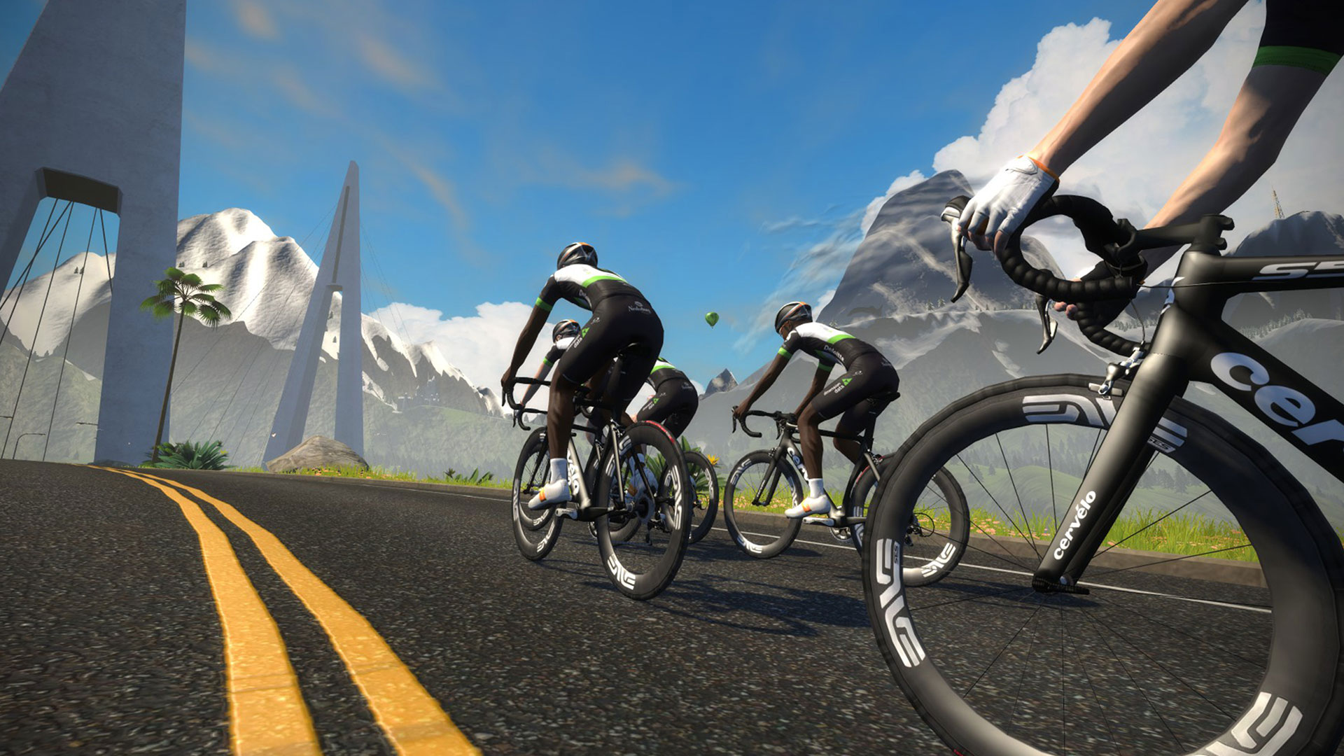 Corona, Zwift & livegang uitstel: pedalpact.cc development update april 2020
