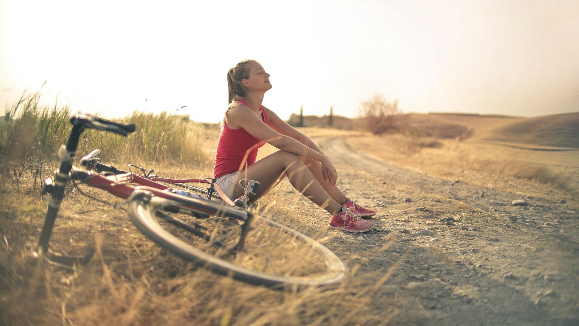 10 Geluksmomentjes op de fiets
