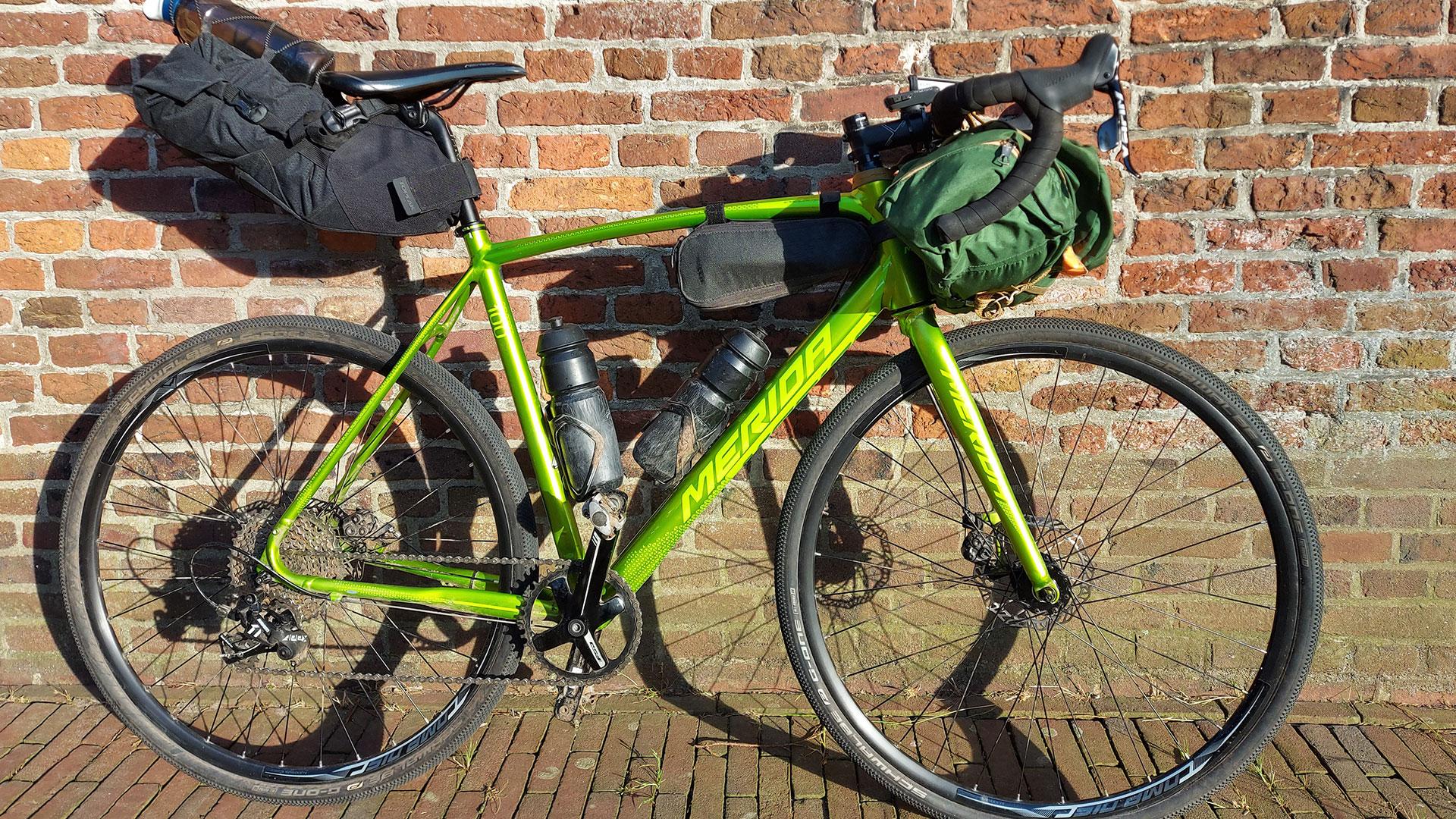Bikepacking in Nederland, hoe pak je dat aan?