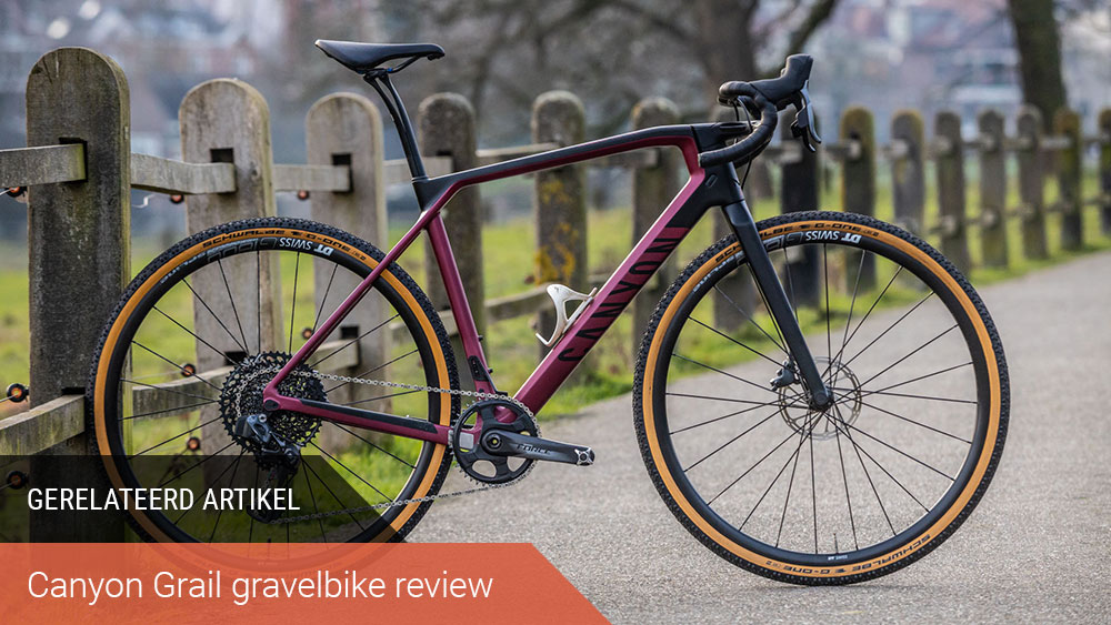 cobbles canyon grail gravelbike review gerelateerd