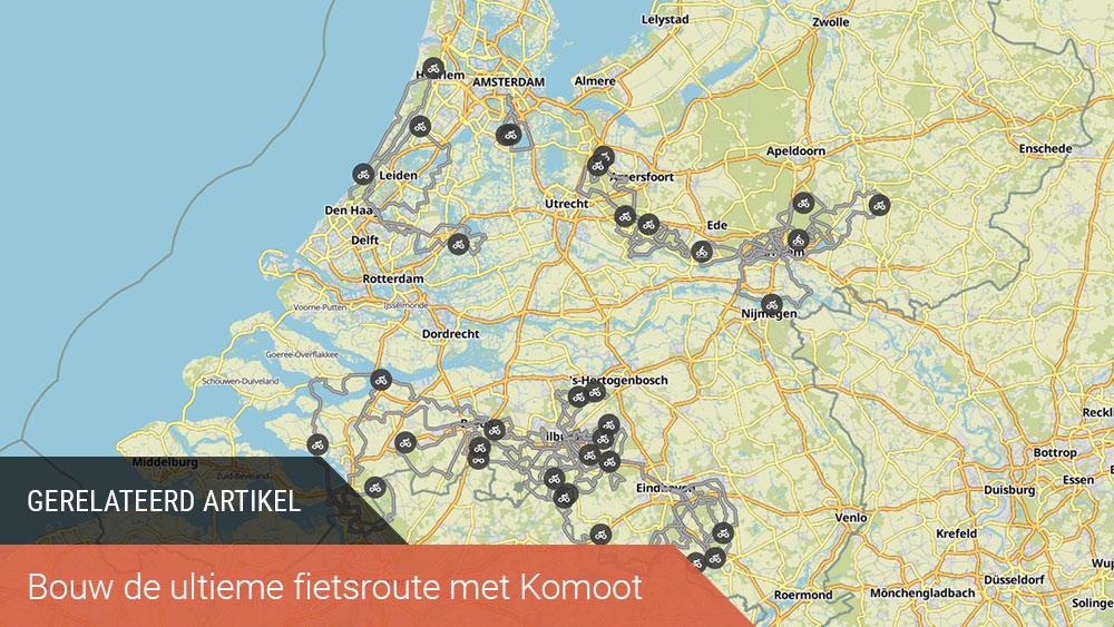 cobbles routes gids komoot