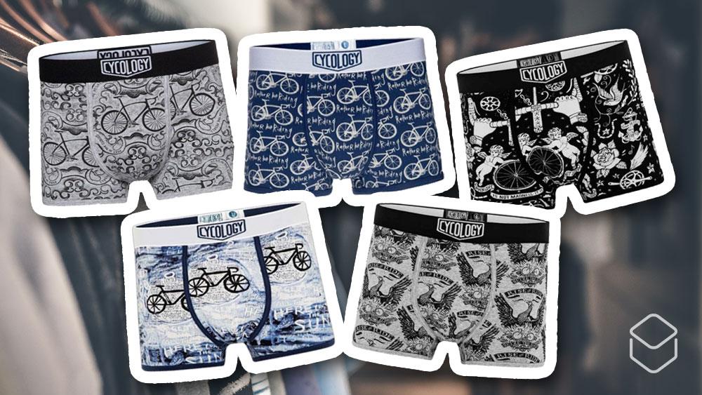 cobbles cyclinglifestyle fietscadeau cadeau fietser onderbroek boxershort ondergoed