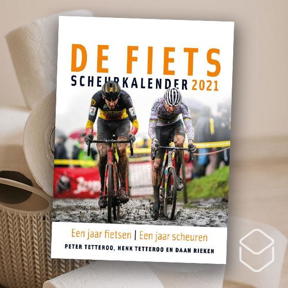 cobbles cyclinglifestyle fietscadeau cadeau fietser fietsscheurkalender