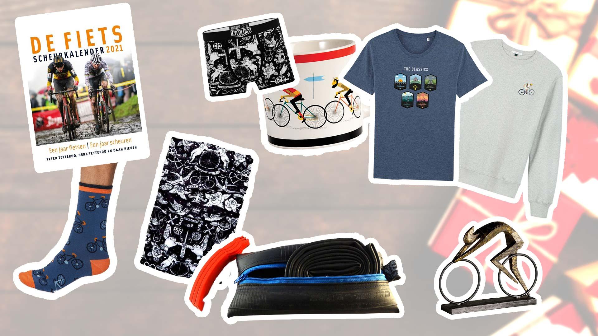 13x cadeau-inspiratie voor fietsers: sinterklaas & kerst