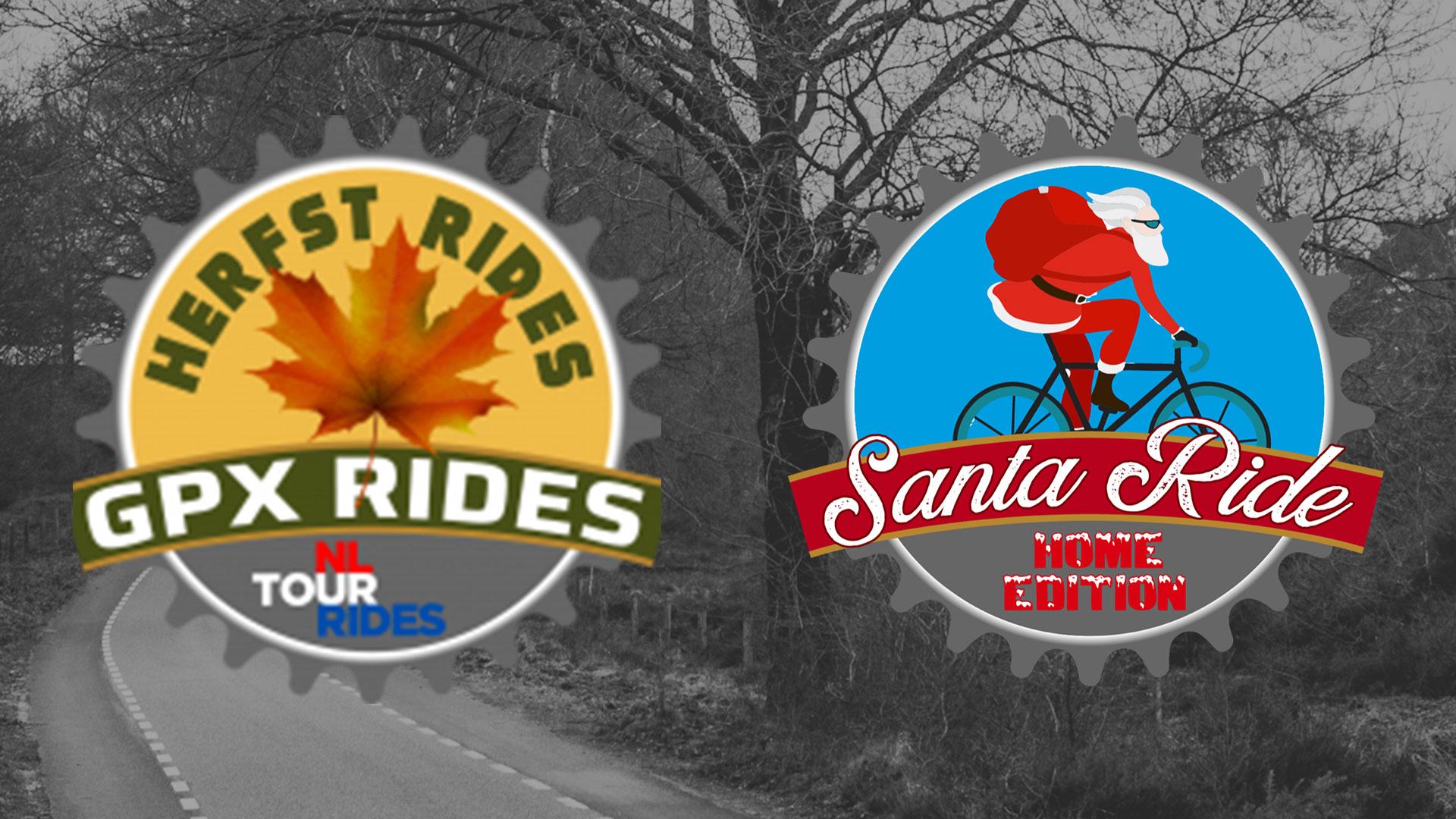 NL Tour Rides herfst ride (review) en Santa ride (preview)