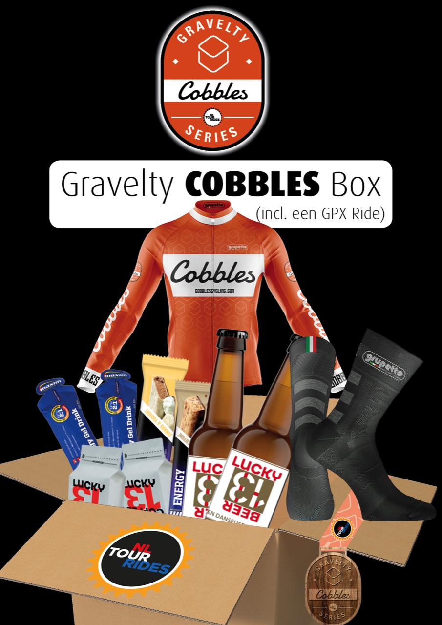 cobbles gravelty gravel toertocht box