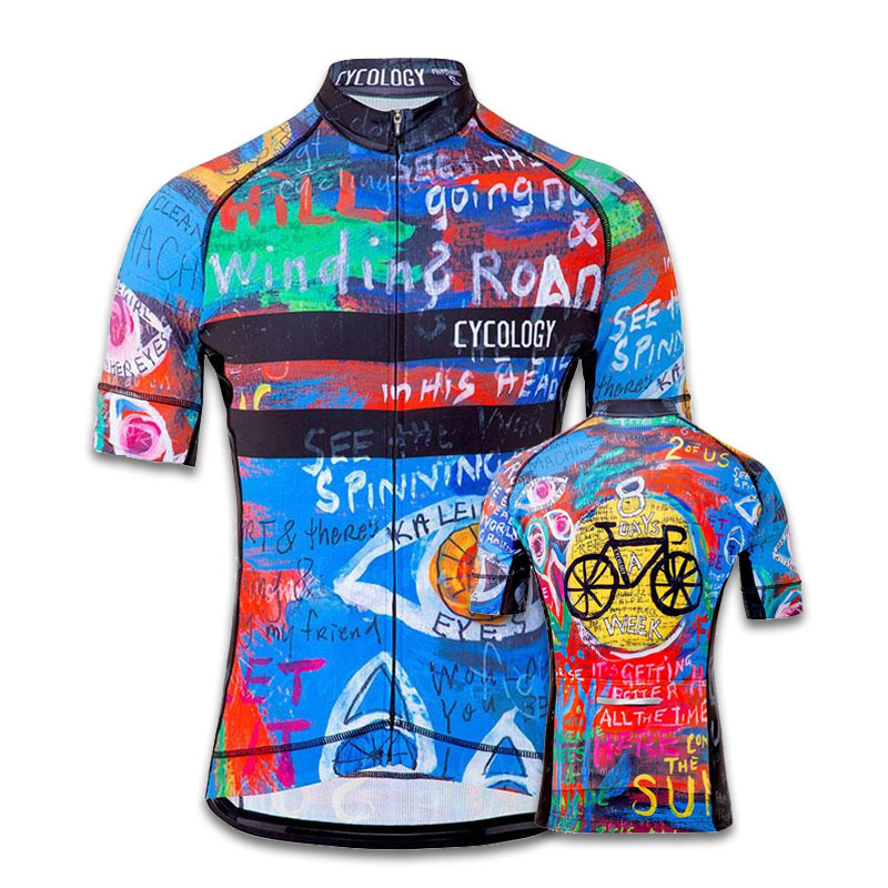 cobbles cyclinglifestyle wielerjersey cycology 8 days