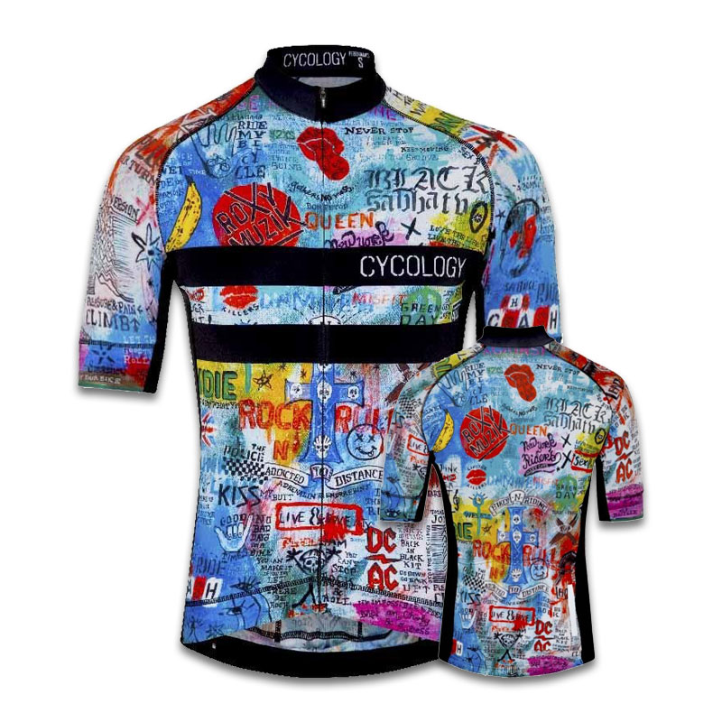 cobbles cyclinglifestyle wielerjersey cycology rock n roll