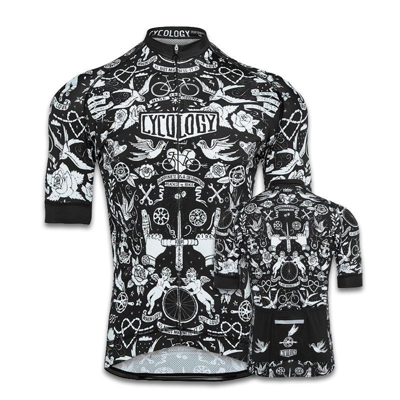 cobbles cyclinglifestyle wielerjersey cycology velo tattoo