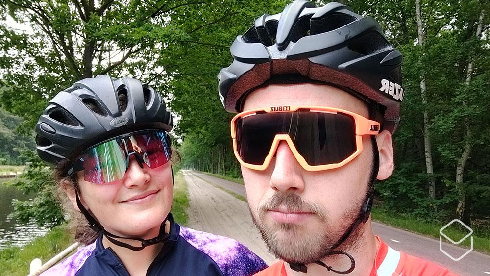 cobbles review bliz eyewear fietsbril breeze fusion