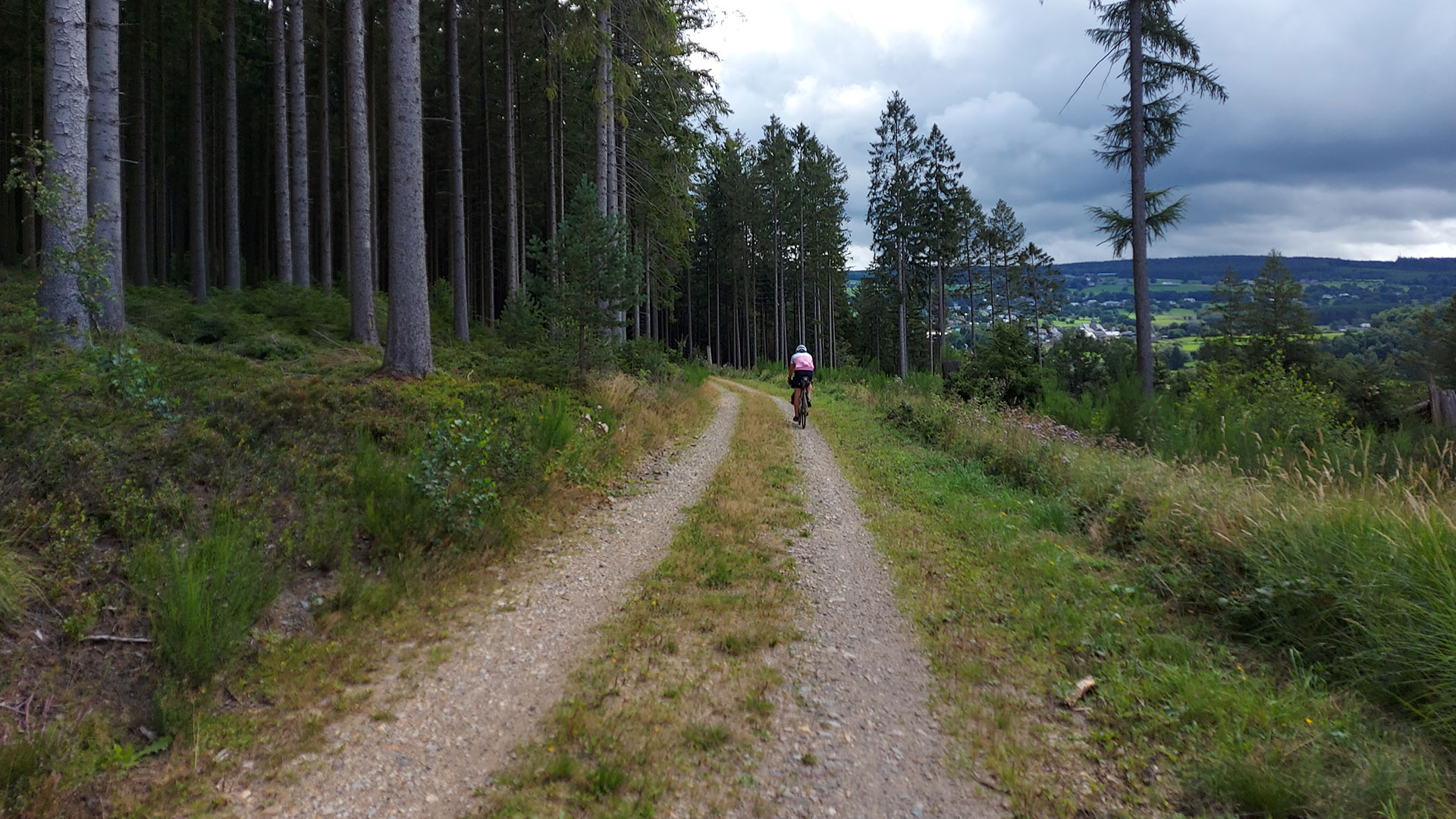 Ardennen Arbalete: wij reden deze 300km bikepacking.com route