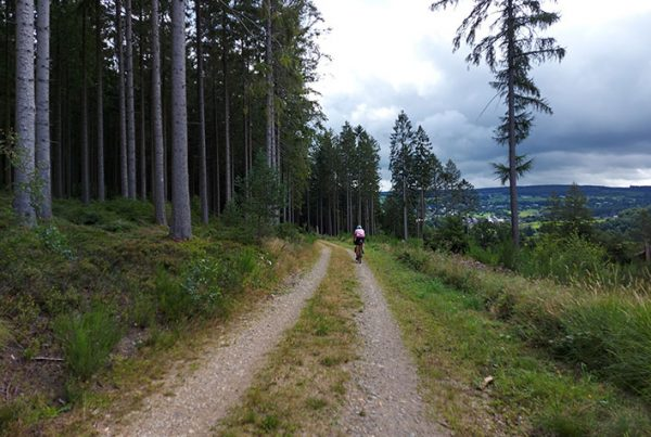 cobbles bikepacking route ardennes arbalete